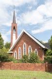Ανασχηματισμένη Durch εκκλησία σε Winterton στη kwazulu-γενέθλια επαρχία Στοκ Φωτογραφία