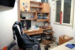 Αναταραχή στο δωμάτιο Στοκ εικόνες με δικαίωμα ελεύθερης χρήσης