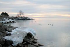 ανατολή άνοιξη Στοκ εικόνες με δικαίωμα ελεύθερης χρήσης