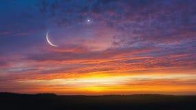 Ανατολή ελαφρύς ουρανός θρησκεία του Ιησού ουρανού ανασκόπησης Στοκ φωτογραφία με δικαίωμα ελεύθερης χρήσης