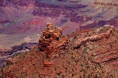 Ανατολή στη φυλετική θέση μεγαλειότητας Mesa Ναβάχο κυνηγιών κοντά στην κοιλάδα μνημείων, Αριζόνα, ΗΠΑ στοκ εικόνα