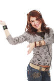 ανατολή χορού στοκ εικόνα με δικαίωμα ελεύθερης χρήσης