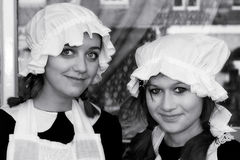 ΑΝΑΤΟΛΗ GRINSTEAD, ΔΎΣΗ SUSSEX/UK - 20 ΔΕΚΕΜΒΡΊΟΥ: Ημέρα Dickensian μέσα Στοκ φωτογραφία με δικαίωμα ελεύθερης χρήσης