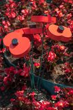 ΑΝΑΤΟΛΗ GRINSTEAD, ΔΎΣΗ SUSSEX/UK - 3 ΙΟΥΛΊΟΥ: Άποψη τεχνητού λαϊκού Στοκ φωτογραφίες με δικαίωμα ελεύθερης χρήσης