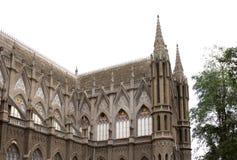 Ανατολική άποψη της εκκλησίας του ST Philomena, Mysore Στοκ εικόνα με δικαίωμα ελεύθερης χρήσης