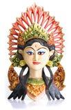 ανατολική θεά Ινδός αριθμού Στοκ φωτογραφίες με δικαίωμα ελεύθερης χρήσης