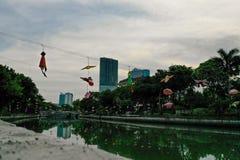 Ανατολική Ιάβα πρωτευουσών του Surabaya, Ινδονησία στοκ φωτογραφία με δικαίωμα ελεύθερης χρήσης