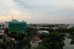 Ανατολική Ιάβα πρωτευουσών του Surabaya, Ινδονησία στοκ εικόνες