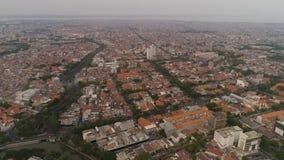 Ανατολική Ιάβα πρωτευουσών του Surabaya, Ινδονησία στοκ εικόνα