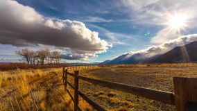 Ανατολική οροσειρά χρόνος-σφάλμα θύελλας