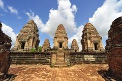 ανατολικός mebon ναός της Καμπότζης angkor Στοκ Φωτογραφίες