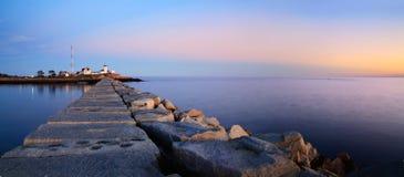 ανατολικό ελαφρύ σημείο Στοκ Εικόνες