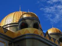 ανατολικό μέσο ύφος αρχιτεκτονικής στοκ εικόνα