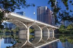 Ανατολή γεφυρών συνεδρίων Στοκ Φωτογραφίες