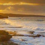Ανατολή νησιών καγκουρό Στοκ εικόνα με δικαίωμα ελεύθερης χρήσης
