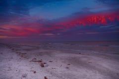 Πληγωμένος ουρανός Στοκ φωτογραφία με δικαίωμα ελεύθερης χρήσης