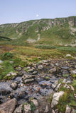 Ανατολή στο βουνό Στοκ φωτογραφία με δικαίωμα ελεύθερης χρήσης
