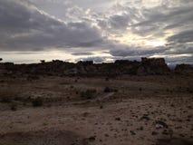 Ανατολή στο altiplano της Βολιβίας ΙΙ Στοκ εικόνα με δικαίωμα ελεύθερης χρήσης