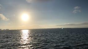 Ανατολή της Τάμπα Στοκ Εικόνες
