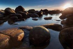Ανατολή Στοκ εικόνες με δικαίωμα ελεύθερης χρήσης
