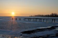 Ανατολή Στοκ Εικόνα