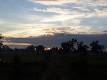 Ανατολή στοκ φωτογραφία