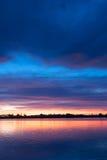 Ανατολή Tauranga Στοκ Εικόνες