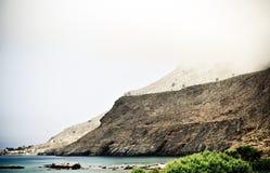 ανατολή tenerife της Αμερικής de las playa Ισπανία Στοκ Εικόνες
