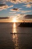 Ανατολή Wollongong Στοκ φωτογραφία με δικαίωμα ελεύθερης χρήσης