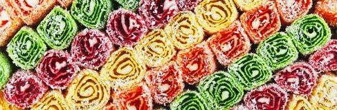 Ανατολικά γλυκά, πανόραμα Στοκ Εικόνες