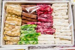 Ανατολικά γλυκά σε ένα ευρύ φάσμα, baklava Στοκ Εικόνες