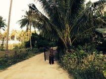 ανατολική γυναίκα στοκ φωτογραφία
