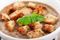 ανατολική μέση σούπα φακών τροφίμων λιβανέζικη Στοκ φωτογραφίες με δικαίωμα ελεύθερης χρήσης