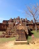 Ανατολικός ναός Mebon σε Angkor wat σύνθετο Στοκ εικόνα με δικαίωμα ελεύθερης χρήσης