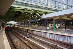 Ανατολικός σιδηροδρομικός σταθμός του Βερολίνου Στοκ Φωτογραφία