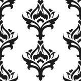 ανατολικό άνευ ραφής ύφος προτύπων αραβική διακόσμηση Στοκ Εικόνα
