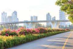 Ανατολικό πάρκο κόλπων μαρινών της Σιγκαπούρης Στοκ Εικόνες