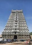 Ανατολικό Gopuram του ναού Thiruvannamalai Στοκ Φωτογραφίες