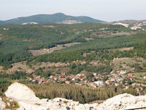Ανατολικό Rhodopes, Βουλγαρία Στοκ Εικόνα