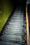 ανατρέχοντας σκαλοπάτια Στοκ Φωτογραφίες