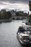 αναφέρετε de ile Λα Παρίσι Στοκ φωτογραφία με δικαίωμα ελεύθερης χρήσης
