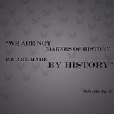 Αναφερμένο ο Martin Luther King Jr Στοκ εικόνες με δικαίωμα ελεύθερης χρήσης
