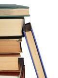 αναφορά βιβλίων που συσσωρεύεται Στοκ Εικόνες