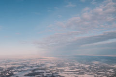 Αναχώρηση του Lapland Στοκ εικόνες με δικαίωμα ελεύθερης χρήσης