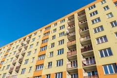 Αναδημιουργημένα σπίτια Στοκ φωτογραφία με δικαίωμα ελεύθερης χρήσης