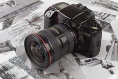 Αναλογική φωτογραφική μηχανή SLR Στοκ φωτογραφίες με δικαίωμα ελεύθερης χρήσης