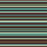Αναδρομικά άνευ ραφής εκλεκτής ποιότητας χρώματα σχεδίων λωρίδων Στοκ εικόνες με δικαίωμα ελεύθερης χρήσης