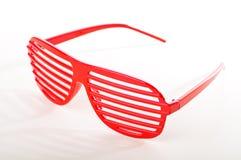 αναδρομικά γυαλιά ηλίου Στοκ Φωτογραφίες