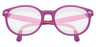 Αναδρομικά γυαλιά Στοκ Εικόνα