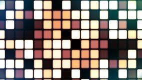 Αναδρομικά τετράγωνα 1 Στοκ Εικόνα